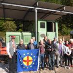 Fortsetzung der Tagung  in der Bildungsstätte Heilsbach mit der Formulierung und Abfassung einer Resolution an die Region d` Avenir (Zukunftsregion) jenseits der Grenze mit Sitz in Lemberg Bitscher Land.